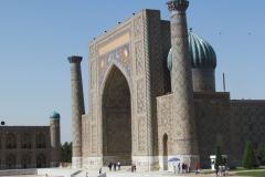 Registan. Madrasah Szir Dar