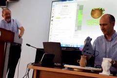 Lecture in the Khoja Akhmet Yassawi International Kazakh-Turkish University (Turkestan, Kazakhstan)