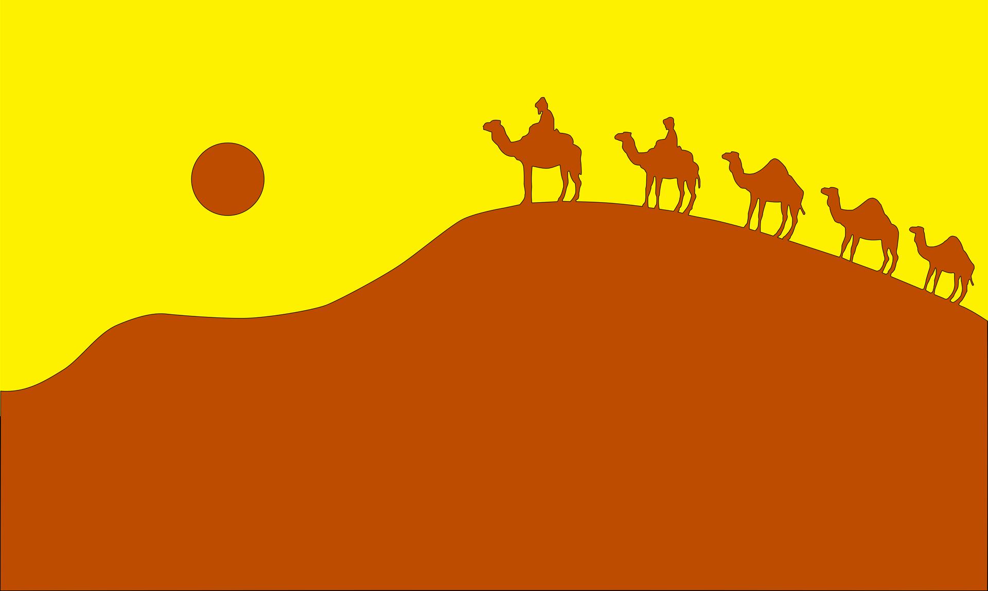 3D Digital Silk Road